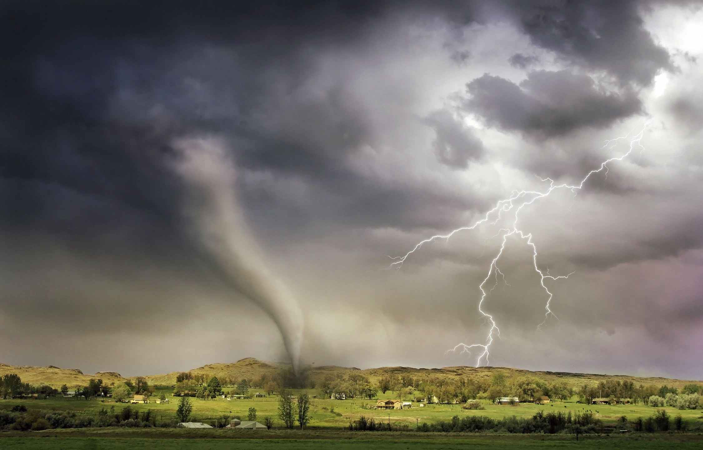 Learn the difference between a Tornado 'Watch' and Tornado
