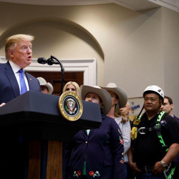Trump considers sending migrants to 'sanctuary cities'