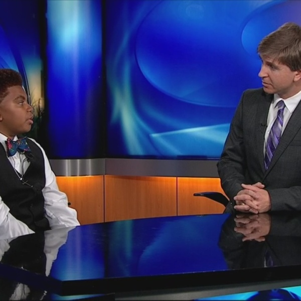WNCT9 First Alert Weather Kids: Tyree Peele