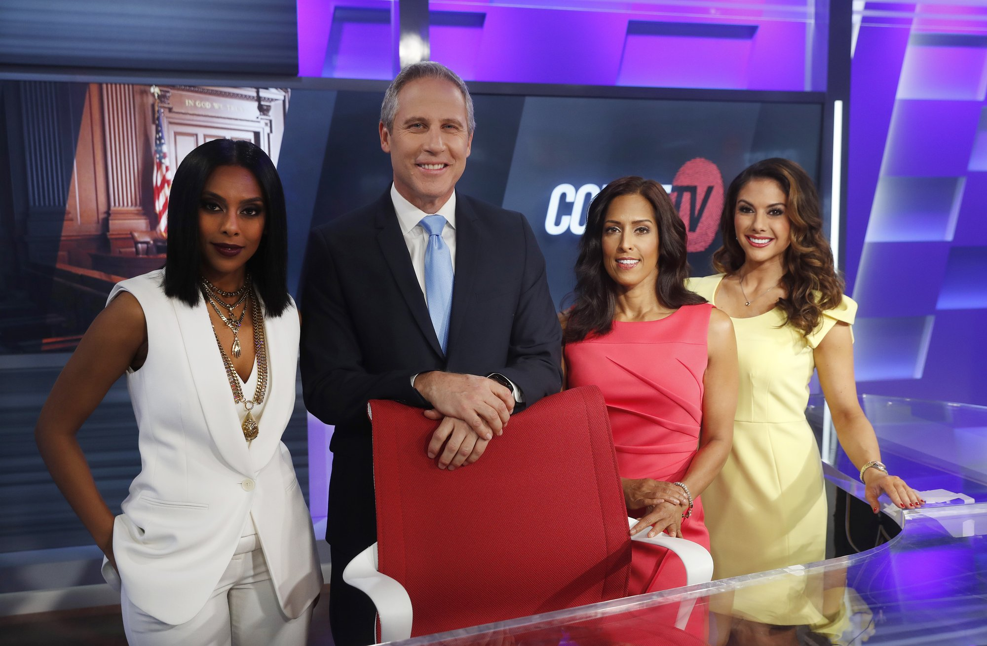 2019 Court TV Hosts
