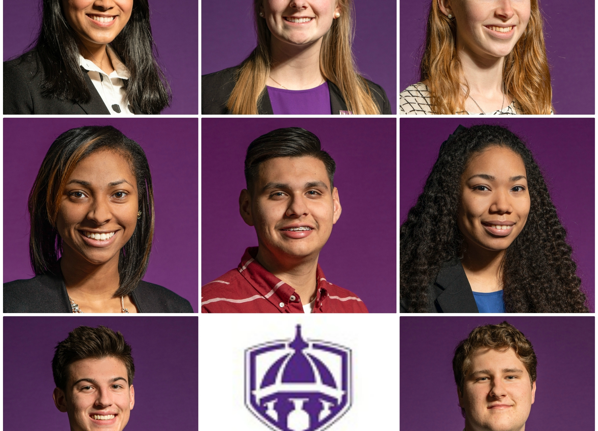 2019 Local ECU Scholars Collage