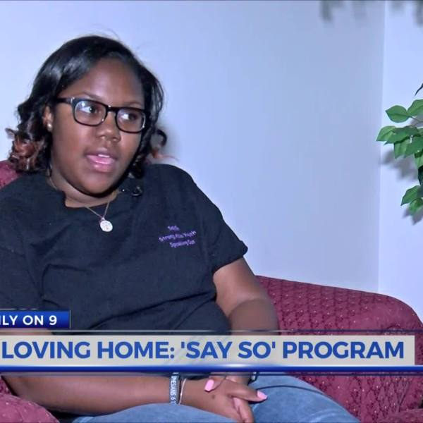 A Loving Home: Say So Program