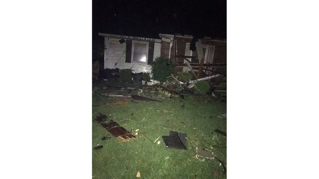 Dayton Ohio Tornado Damage