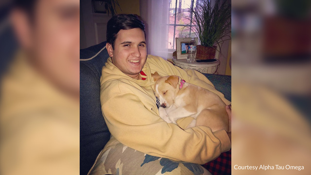 Drew Pescaro UNCC Shooting Victim