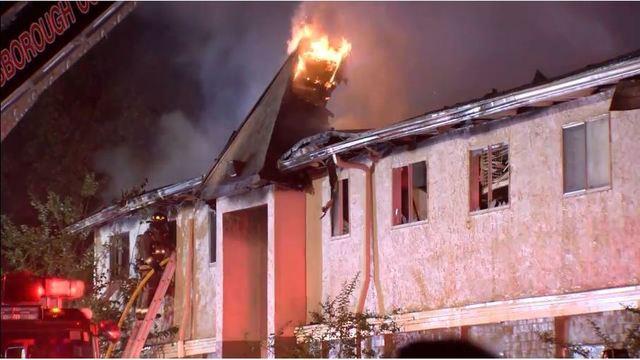Fatal Florida Apartment Fire