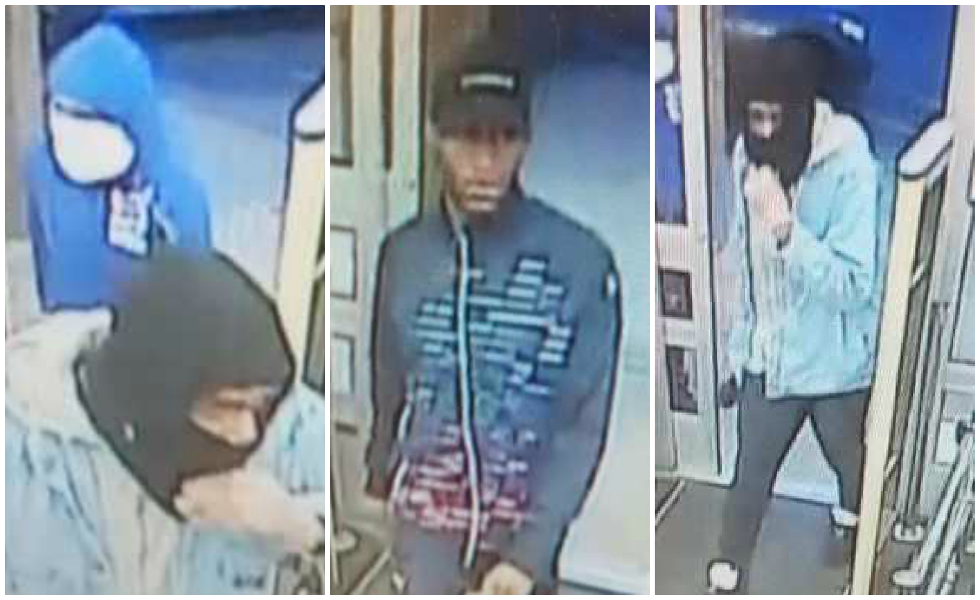 Greenville Walgreens Robbery Suspects