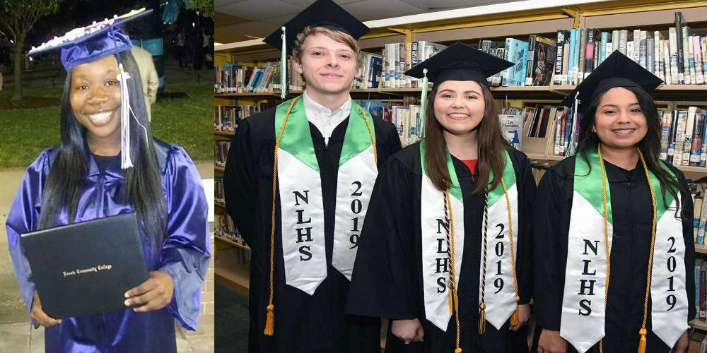 Lenoir Co. Early College Grads 2019
