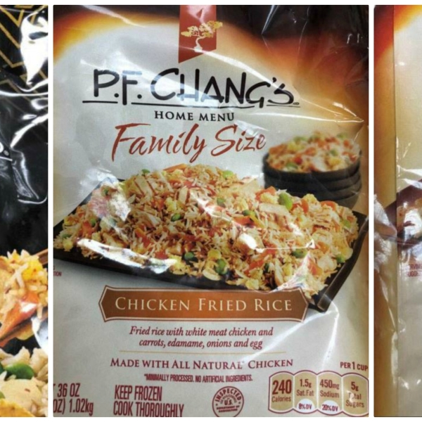 PF Chang's Recalled Frozen Meals
