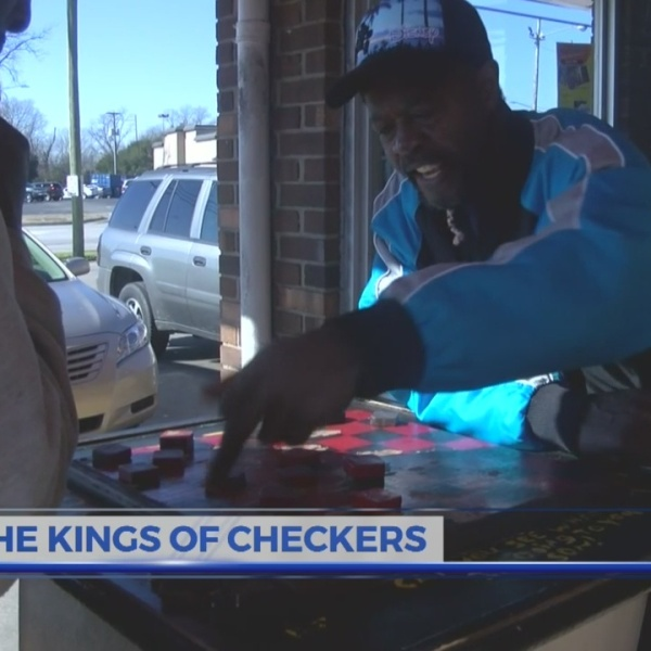 People and Places: The Kings of Checkers