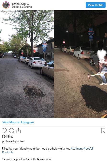 Pothole Vigilantes 1