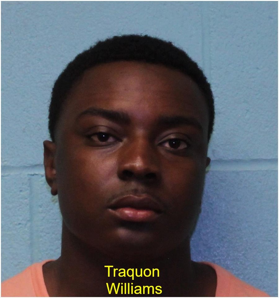 Traquan Devontae Williams