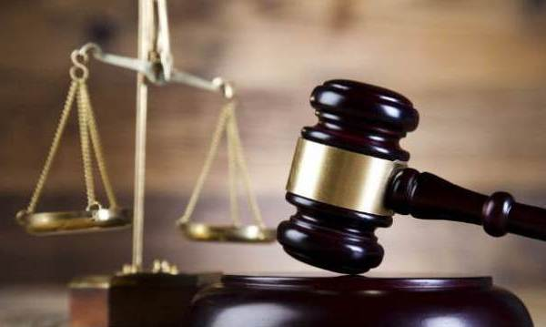 Court Gavel and Scales of Justice