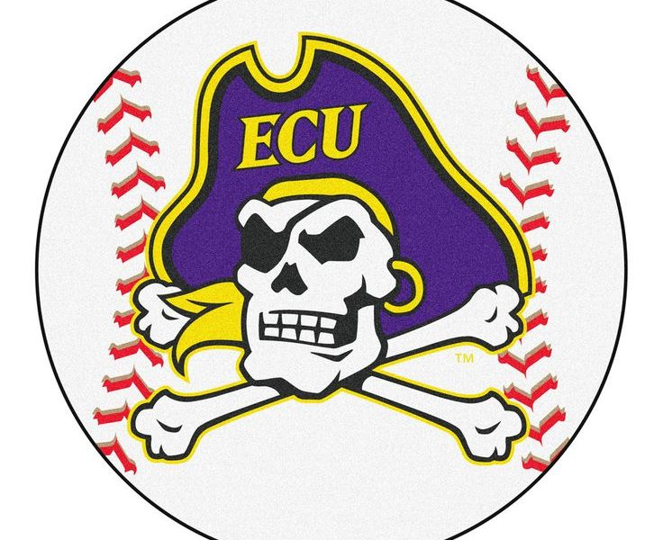 ECU Baseball Logo 2019