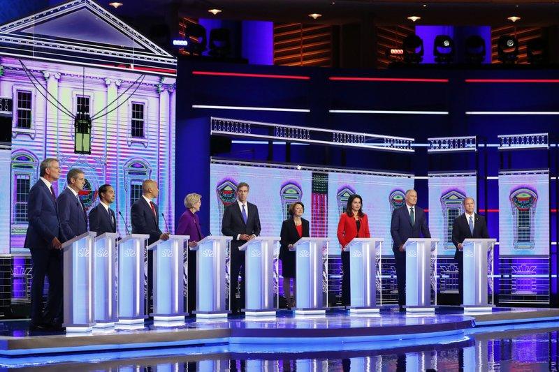 2020 Democratic Debate June 2019