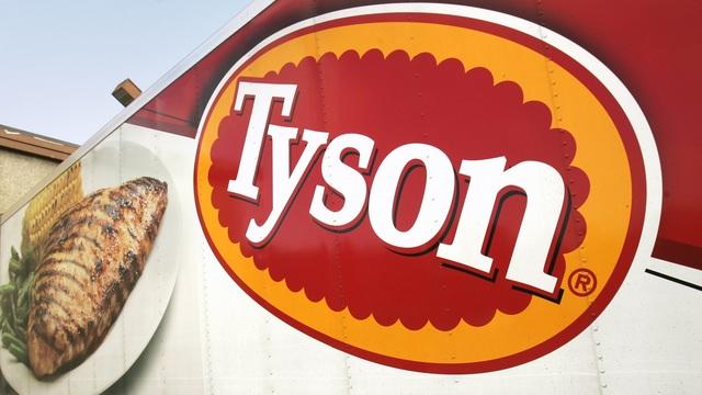 Earns Tyson Foods_1560194644734