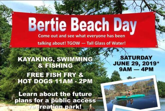 Bertie Beach Day 2019