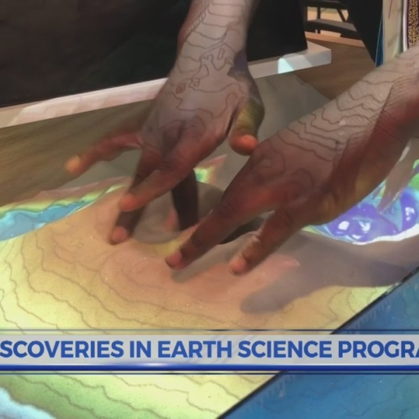Discoveries in Earth Science Program