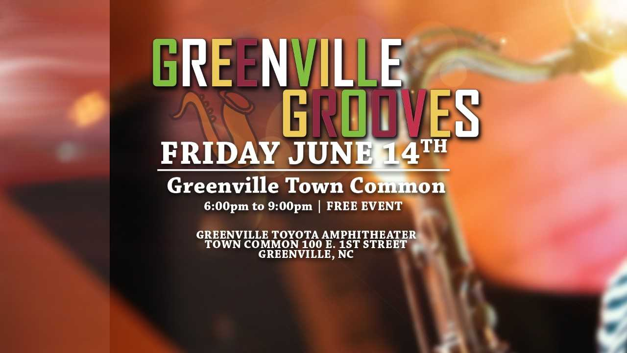Greenville Grooves 2019