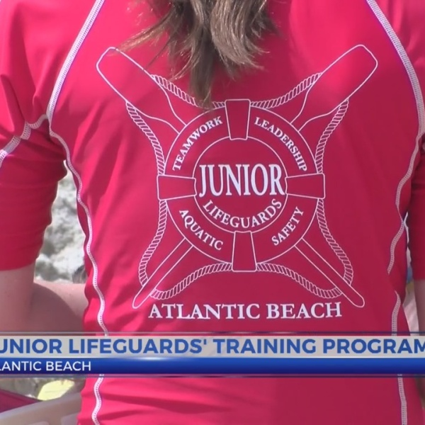 Junior Lifeguards Program