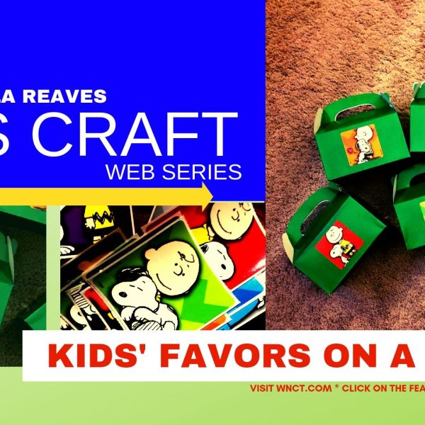 Let's Craft - Kids Party Favors on a Budget
