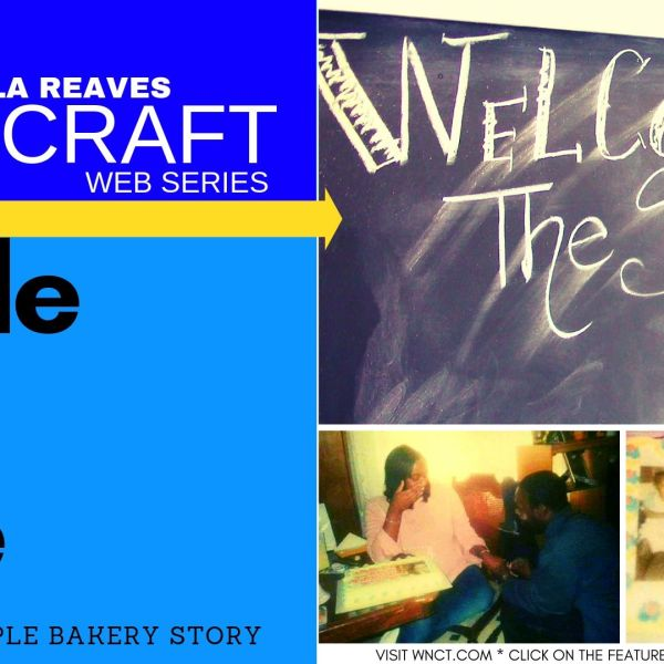Let's Craft - Sweet Couple Bakery