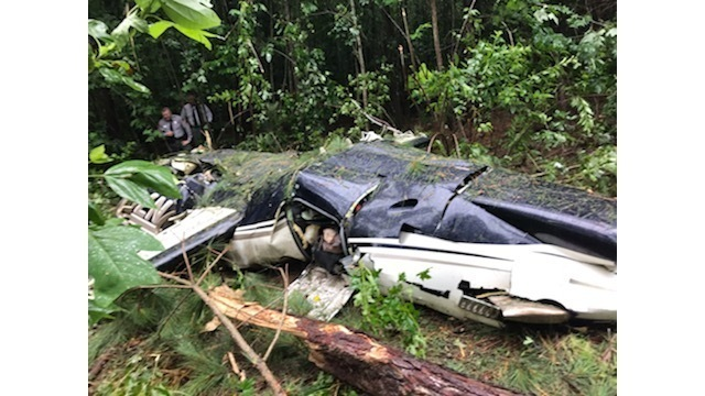 NTSB Report shows severe weather caused deadly plane crash