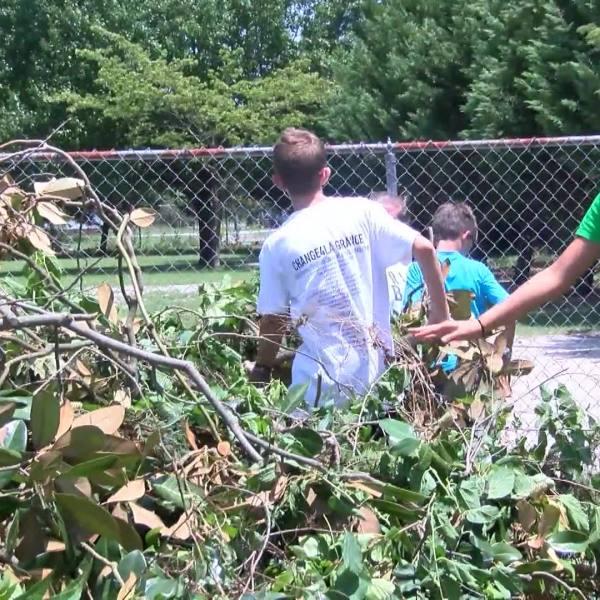Online Originals: Local youth show their appreciation for La Grange through volunteer work