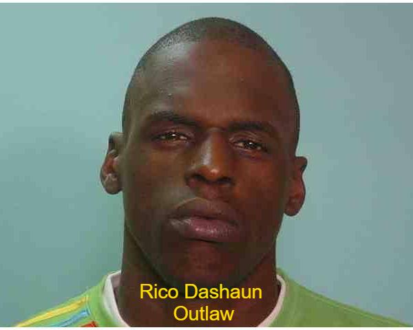 Rico Dashaun Outlaw