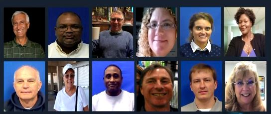 VB Shooting Victims Collage