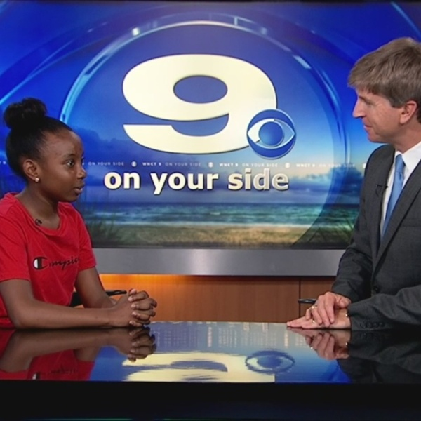 WNCT First Alert Weather Kids: Meet Ni'Asia