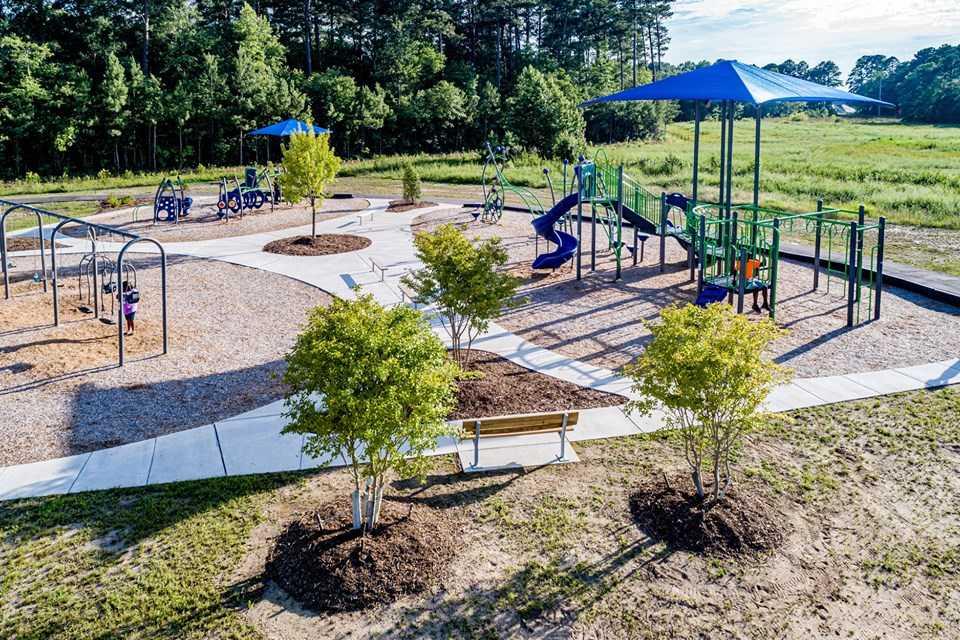 Westpointe Park Playground 1
