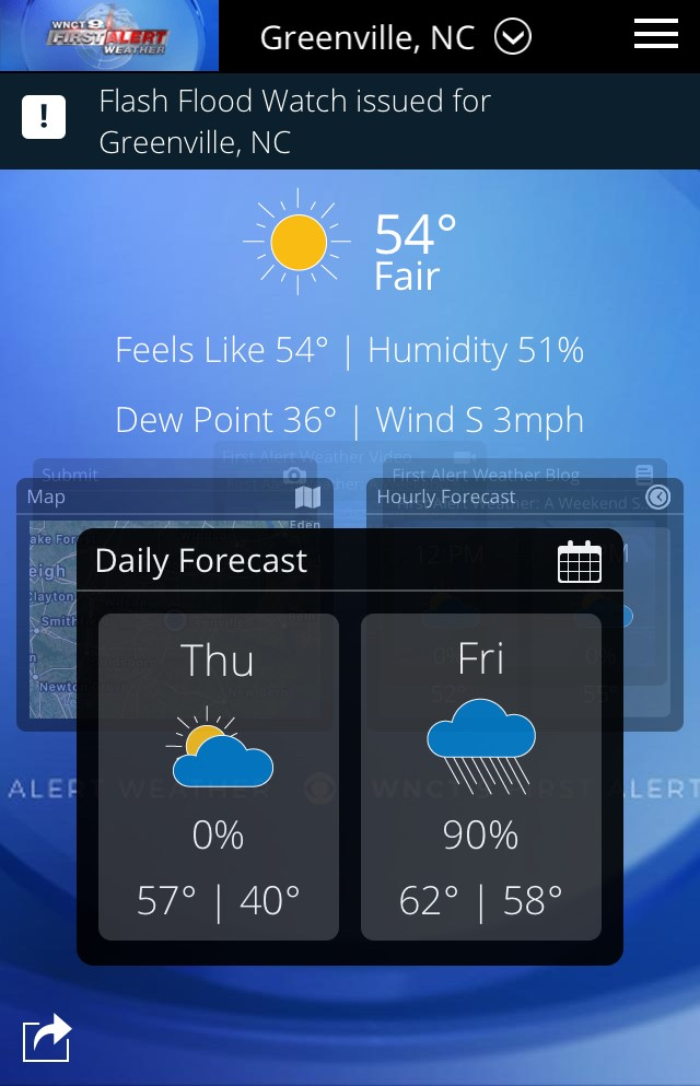 WNCT News & Weather Apps | WNCT