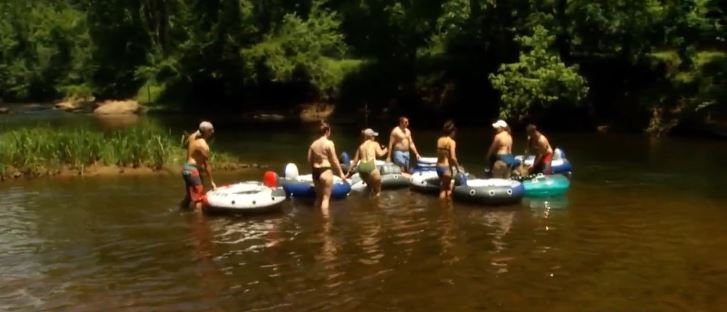 Neuse River Tests Positive For High Levels Of Fecal