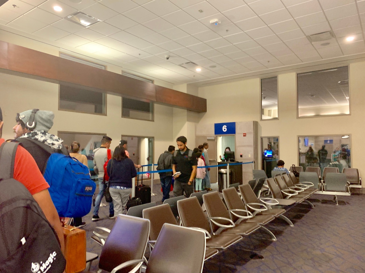 Migrants buying 1-way airline tickets from McAllen to northern destinations