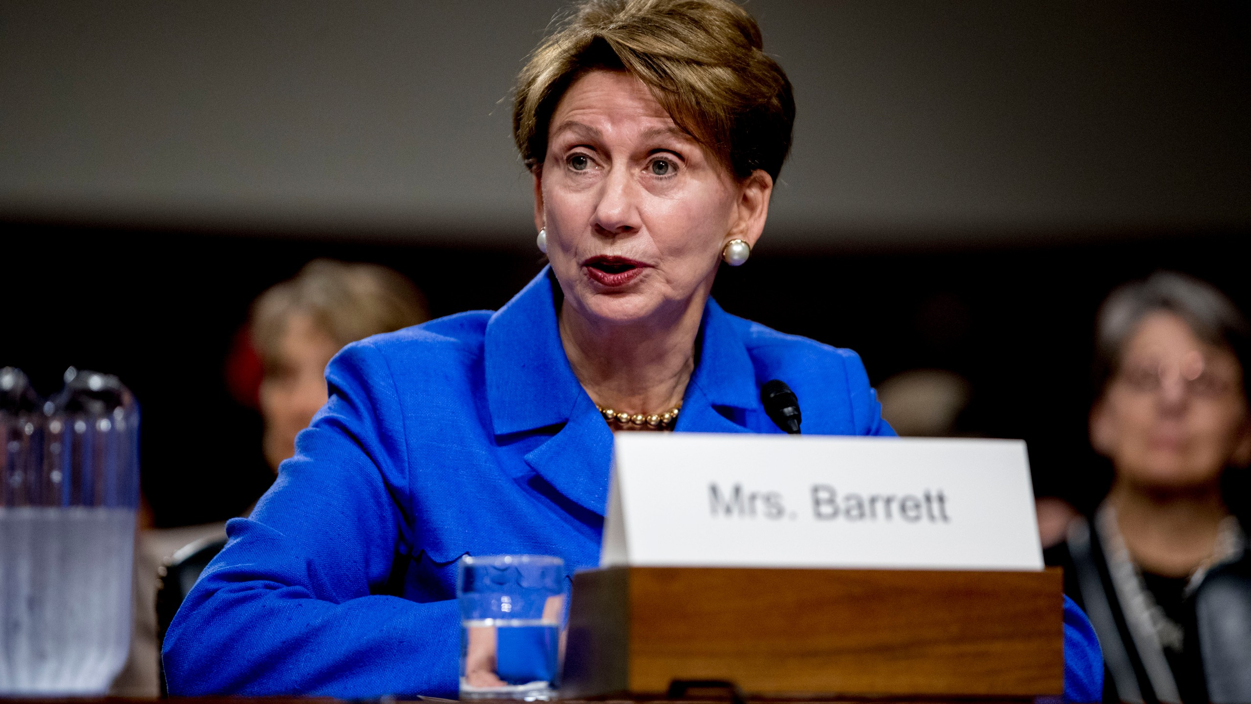 Barbara Barrett