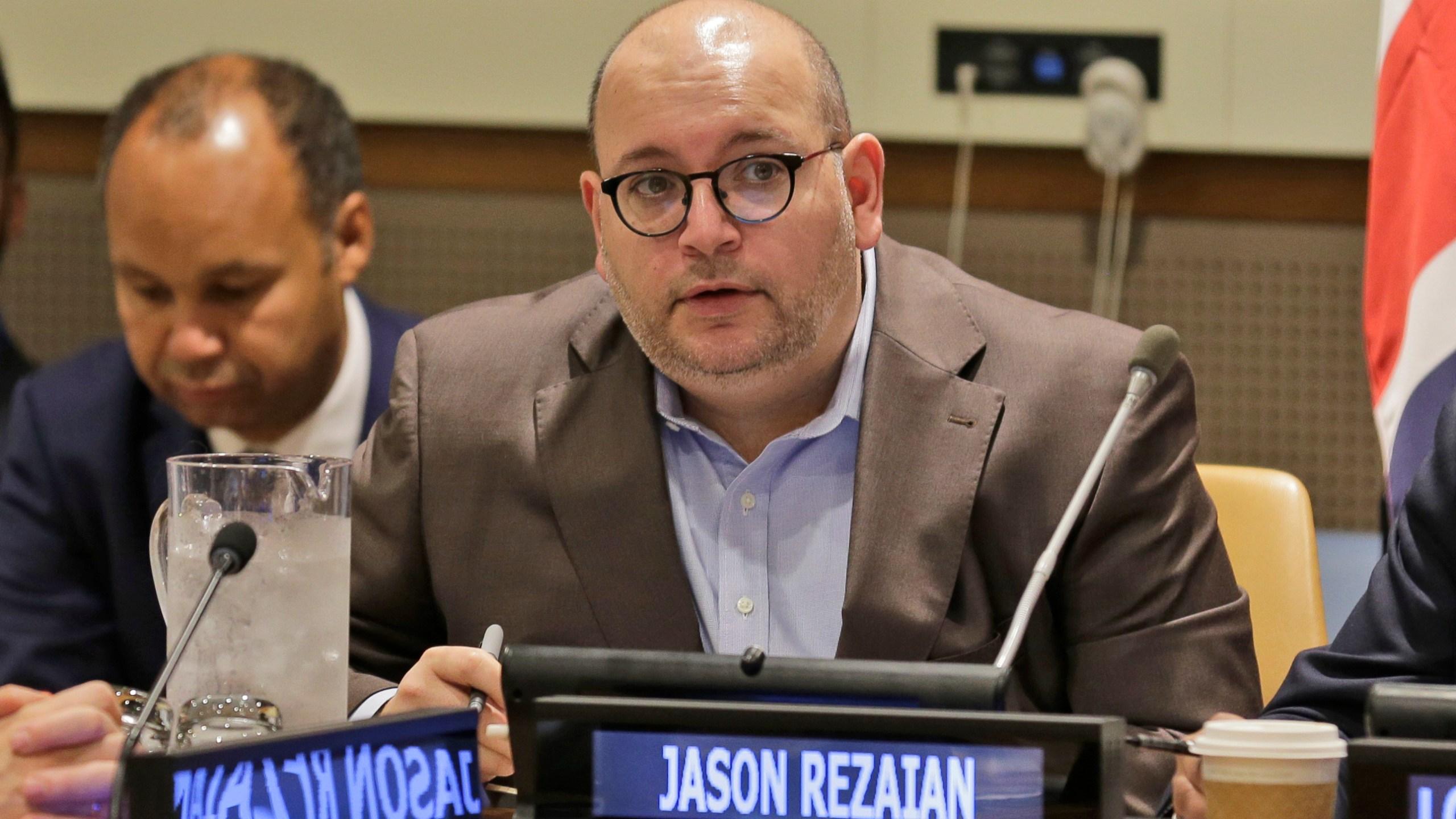 Jason Rezaian