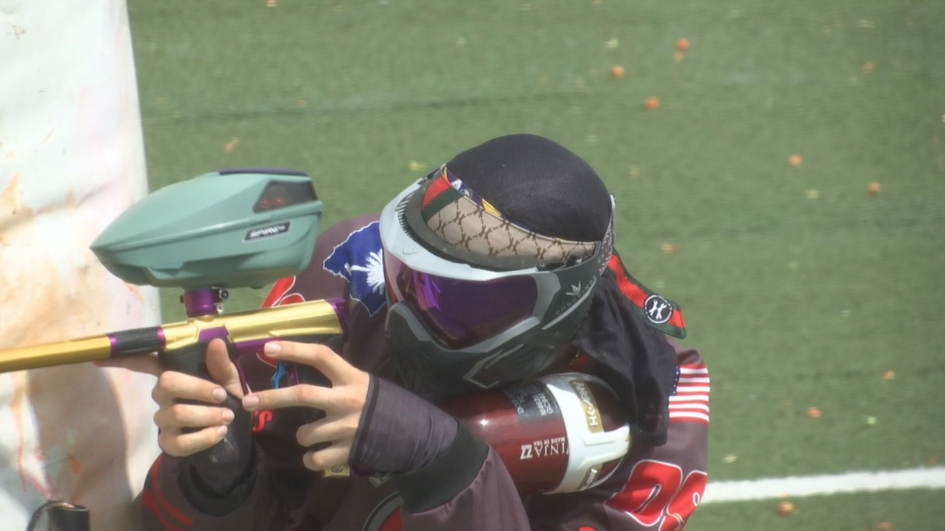 Paintball Rolls On As Fastest Growing Extreme Sport Wnct
