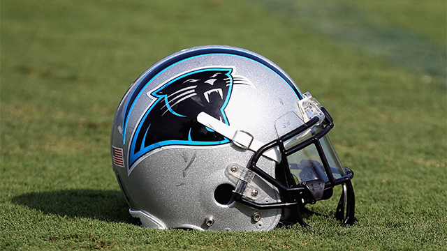 Black and Blue: Panthers prepare for season opener against Raiders