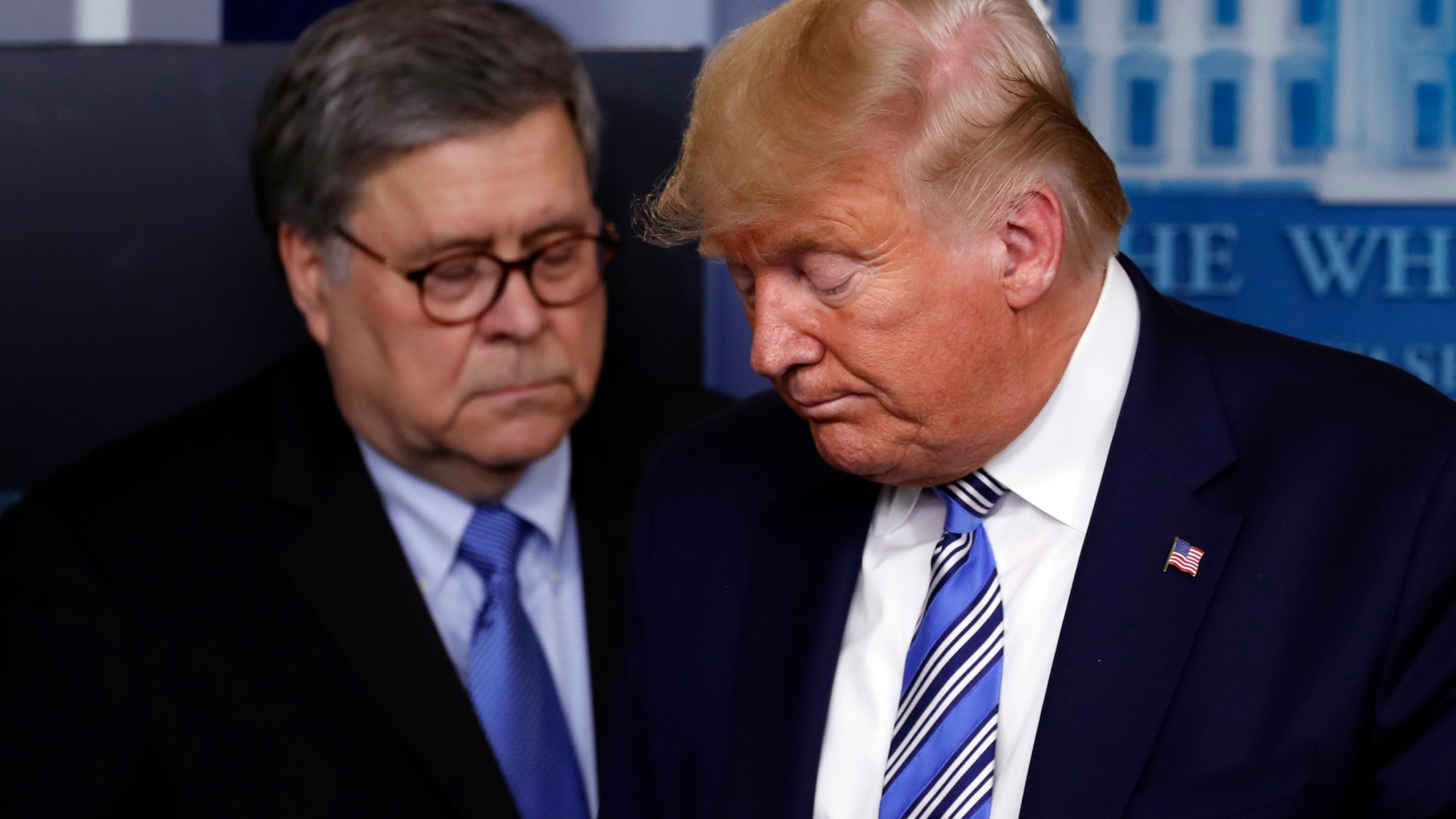 Donald Trump, William Barr