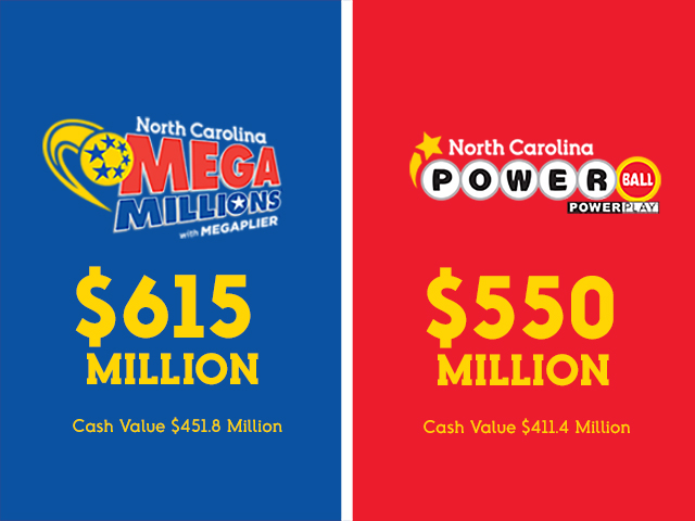 Mega Millions, Powerball jackpots total over $1 billion ...