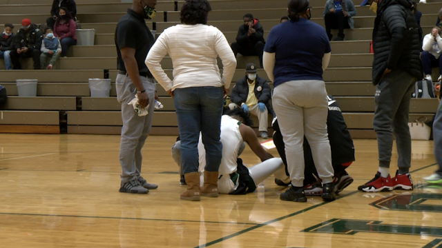 UNC signee Dontrez Styles injured as Kinston opens season with win