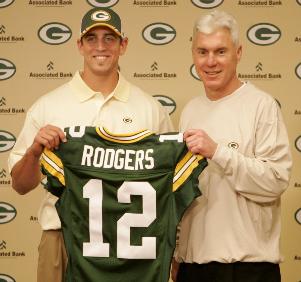 Ted Thompson, 68, GM when Packers won last Super Bowl ...