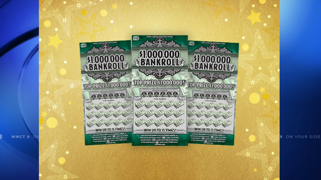 Nash County man 'ecstatic' to win  million prize