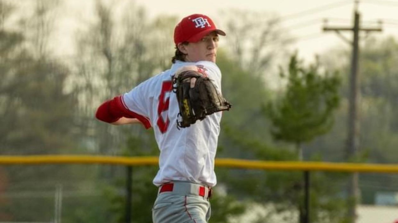 A rare cancer forced him to give up baseball. He returned for a final game to pitch a no-hitter. | WNCT