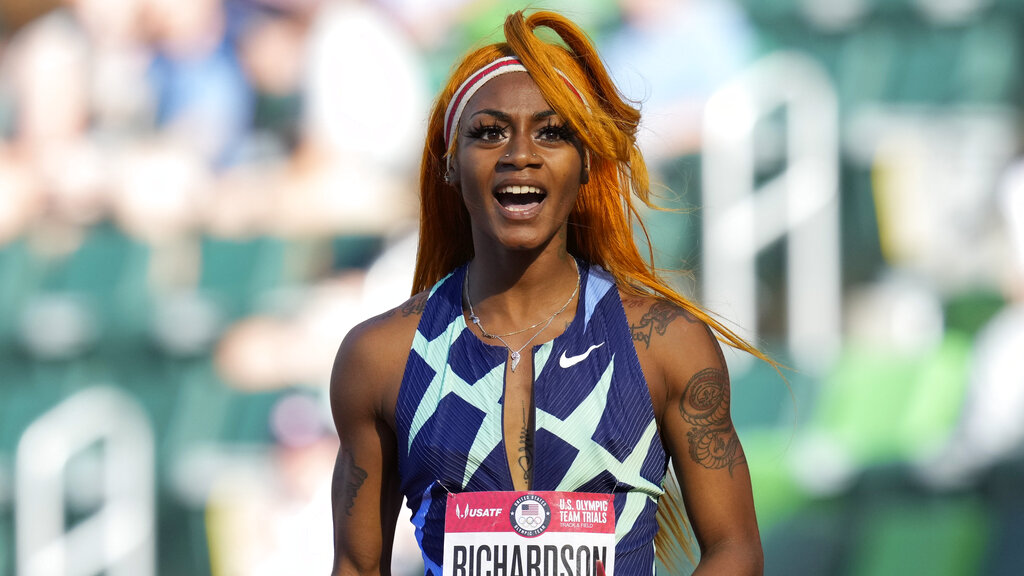 Sha'Carri Richardson left off U.S. relay team, won't run ...
